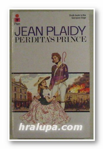 PERDITA'S PRINCE, JEAN PLAIDY, London 1969