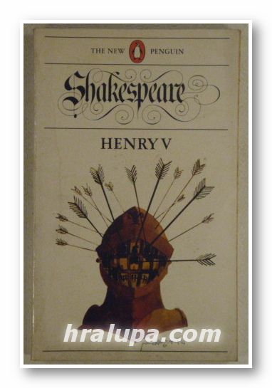 HENRY V, SHAKESPEARE, London 1980