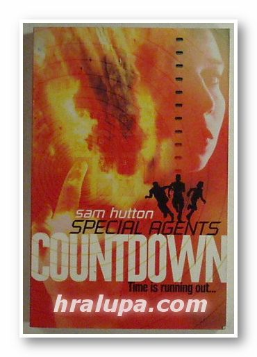 SPECIAL AGENTS - COUNTDOWN, SAM HUTTON, London 2003 г.