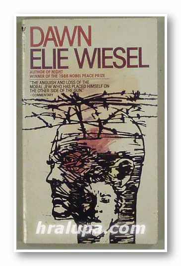 DAWN, ELIE WIESEL, New York 1992 г.